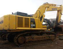 二手小松650-8挖掘機