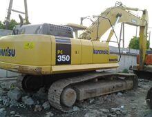 二手小松350-7挖掘机