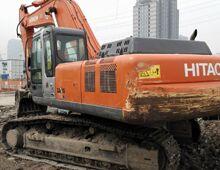 二手日立ZX350挖掘机