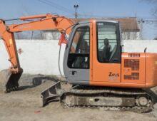 二手日立ZX60挖掘機