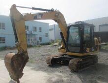 二手卡特307D挖掘機