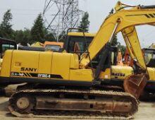 二手三一SY135挖掘机