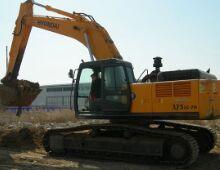 二手現代375-7挖掘機