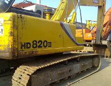 二手加藤820挖掘机