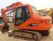 二手斗山DH80挖掘機