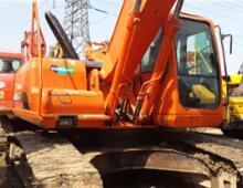 二手斗山220-7挖掘机