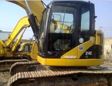 二手卡特314C挖掘機
