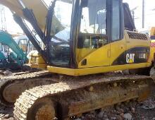 二手卡特315D挖掘機