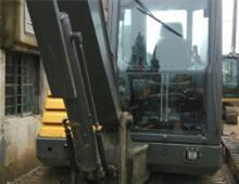 二手沃爾沃60挖掘機