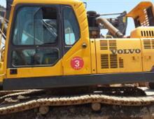 二手沃爾沃360挖掘機