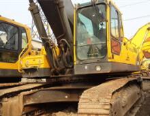 二手沃尔沃460挖掘机