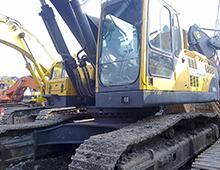 二手沃爾沃460挖掘機