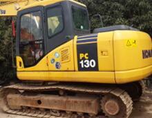 二手小松130-7挖掘机