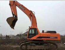 二手斗山500挖掘机
