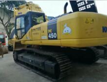 二手小松450-7挖掘機