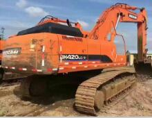 二手斗山DH420-7挖掘机