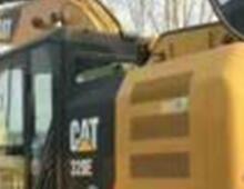 二手卡特320E挖掘机