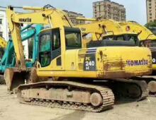 二手小松PC240LC-8挖掘機