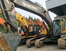 二手沃尔沃EC360BLC挖掘机