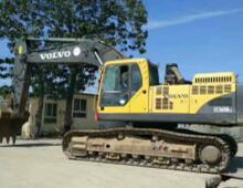 二手沃爾沃EC360BLC挖掘機