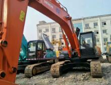 二手日立350-3G挖掘机
