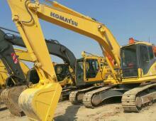 二手小松PC210-8挖掘机