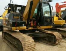 二手卡特320D2挖掘機