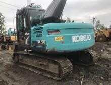 二手神鋼140-8挖掘機