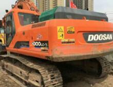 二手斗山300-7挖掘機