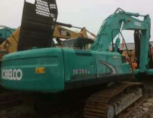 二手神鋼SK350-8挖掘機