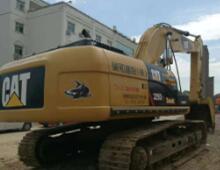 二手卡特329D2挖掘机