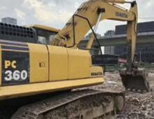 二手小松PC360-7挖掘機挖掘機