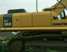 二手小松PC360-7挖掘機