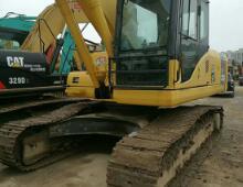 二手小松PC220-7挖掘機