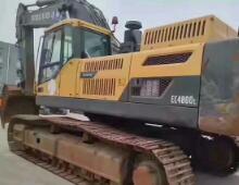 二手沃尔沃480D挖掘机