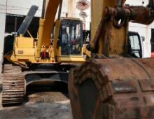 二手小松270-7挖掘机