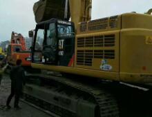 二手卡特349D挖掘機