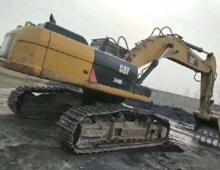 二手卡特345DL挖掘機