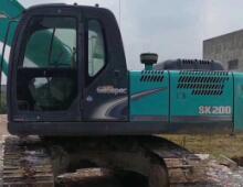 神钢SK200-8