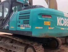 神钢SK260LC-8